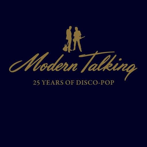 Modern Talking альбом 25 Years Of Disco-Pop