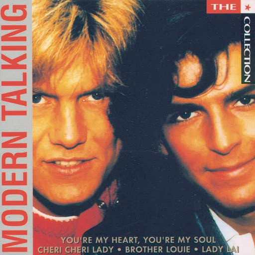 Modern Talking альбом The Collection