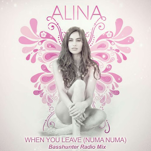 Alina альбом When You Leave [Numa Numa] - Basshunter Radio Mix