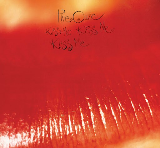 The Cure альбом Kiss Me, Kiss Me, Kiss Me (Deluxe Edition)