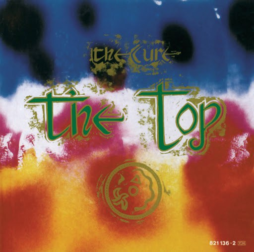 The Cure альбом The Top (Remastered Version)