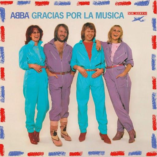 Abba альбом Gracias Por La Música (Deluxe Edition)