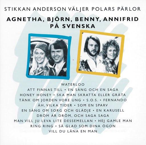 Abba альбом På Svenska