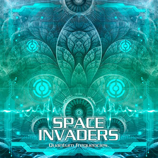 Space Invaders альбом Quantum Frequencies