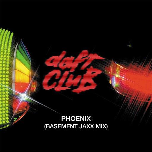 Daft Punk альбом Phoenix (Basement Jaxx Remix)