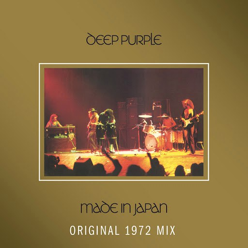 Deep Purple альбом Made In Japan (Original 1972 Mix)