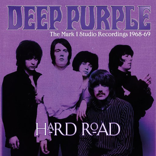 Deep Purple альбом Hard Road: The Mark 1 Studio Recordings '1968-69'