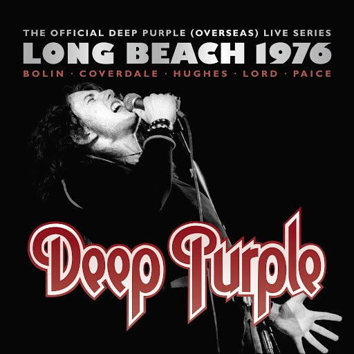 Deep Purple альбом Long Beach 1976 (2016 Edition)