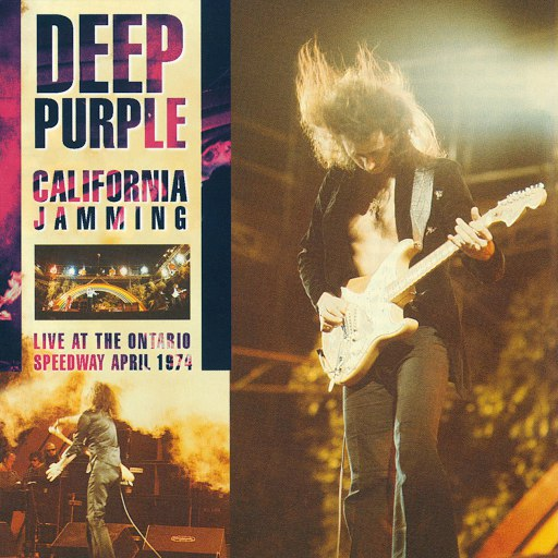Deep Purple альбом California Jamming - Live 1974