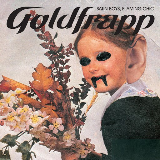 Goldfrapp альбом Satin Boys, Flaming Chic