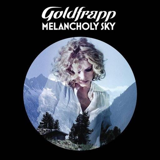 Goldfrapp альбом Melancholy Sky