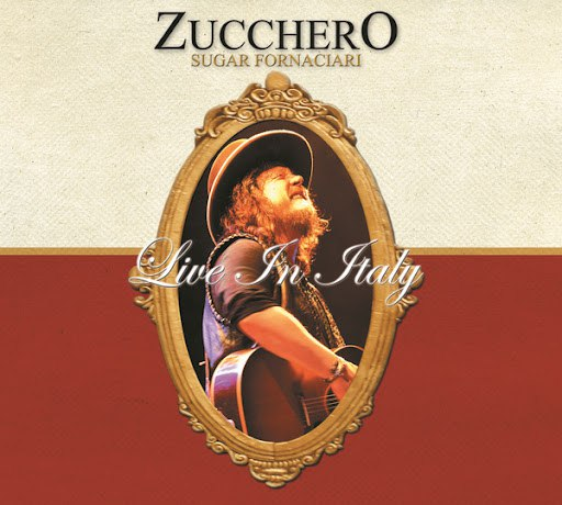 Zucchero альбом Live In Italy - Single International Version