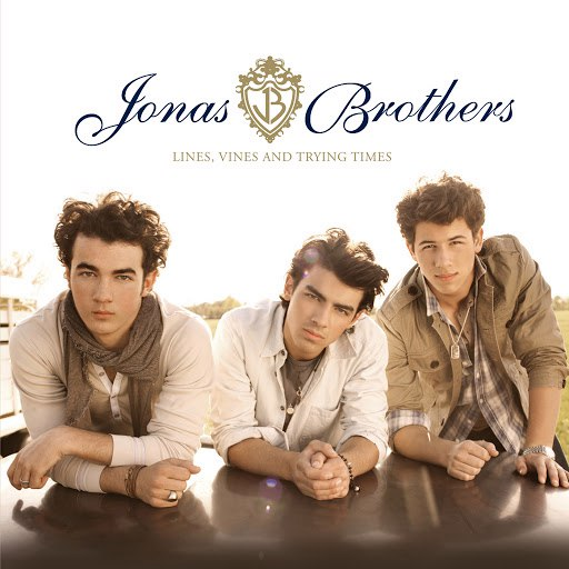 Jonas Brothers альбом Lines, Vines and Trying Times