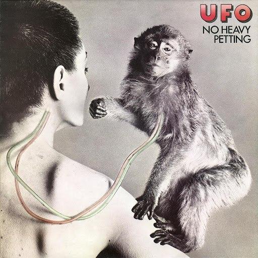 UFO альбом No Heavy Petting (2007 Remaster)