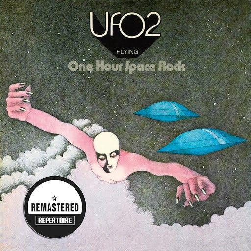 UFO альбом Flying - One Hour Space Rock (Remastered)