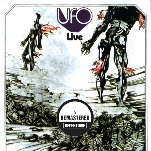 UFO альбом Live (Remastered)