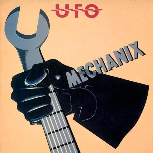 UFO альбом Mechanix (2009 Remaster)