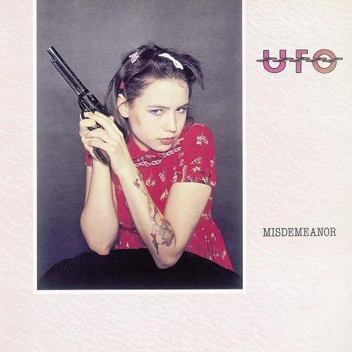 UFO альбом Misdemeanor (2009 Remaster)