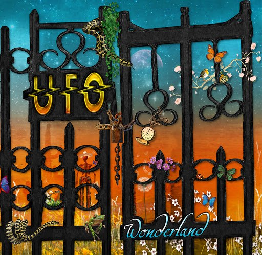 UFO альбом Wonderland