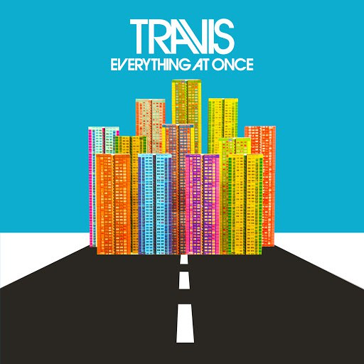 Travis альбом Everything At Once
