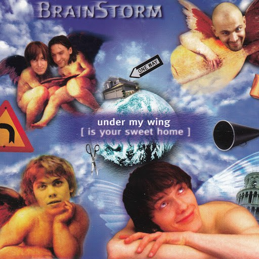 Brainstorm альбом Under My Wing (Is Your Sweet Home)