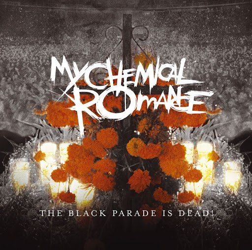 My Chemical Romance альбом The Black Parade Is Dead!