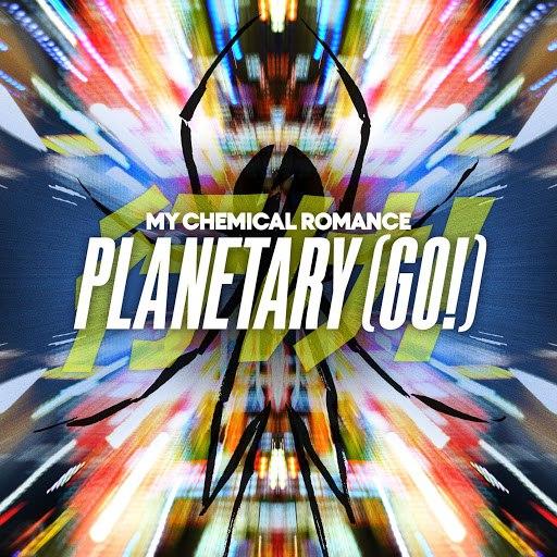 My Chemical Romance альбом Planetary (GO!)