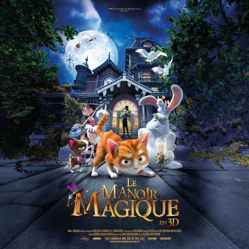 Ramin Djawadi альбом Le Manoir Magique (Bande originale du film d'animation)