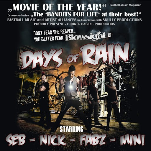Blowsight альбом Days Of Rain (Special Edition EP)