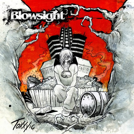 Blowsight альбом Toxic