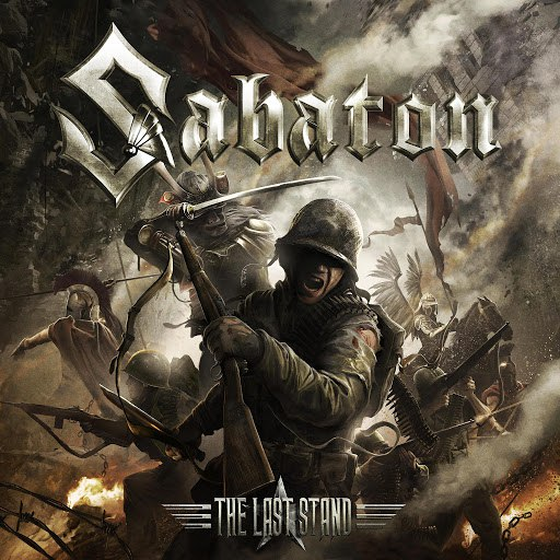 Sabaton альбом The Lost Battalion