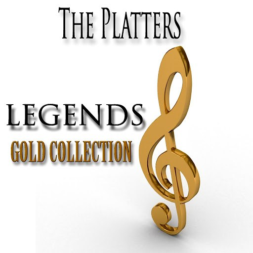 The Platters альбом Legends Gold Collection (Remastered)