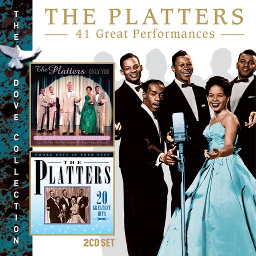 The Platters альбом 41 Great Performances