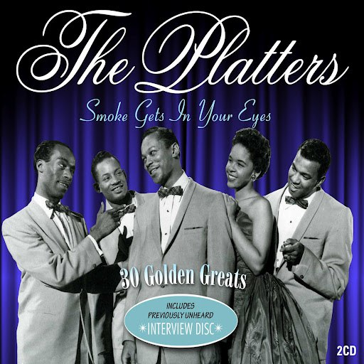 The Platters альбом 30 Golden Greats