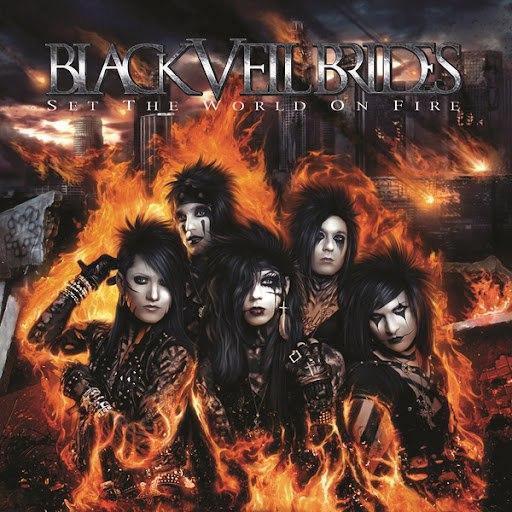 Black Veil Brides альбом Set The World On Fire