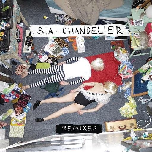 Sia альбом Chandelier (Remixes)