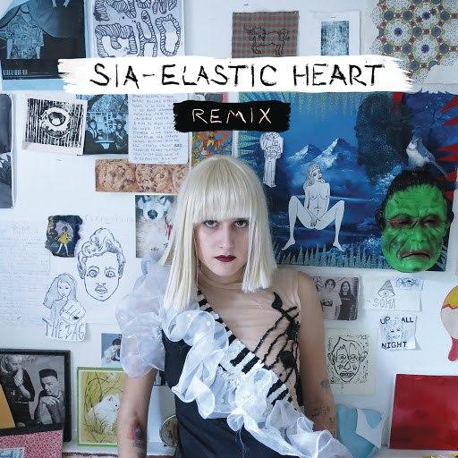 Sia альбом Elastic Heart (The Remixes)