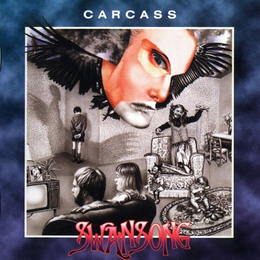 Carcass альбом Swansong