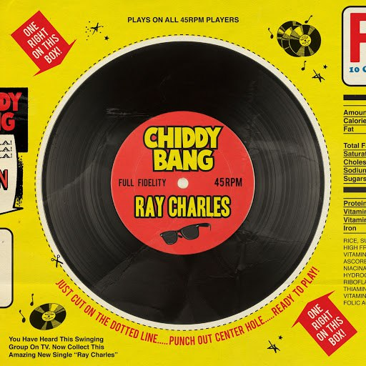 Chiddy Bang альбом Ray Charles