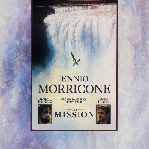 Ennio Morricone альбом The Mission: Music From The Motion Picture