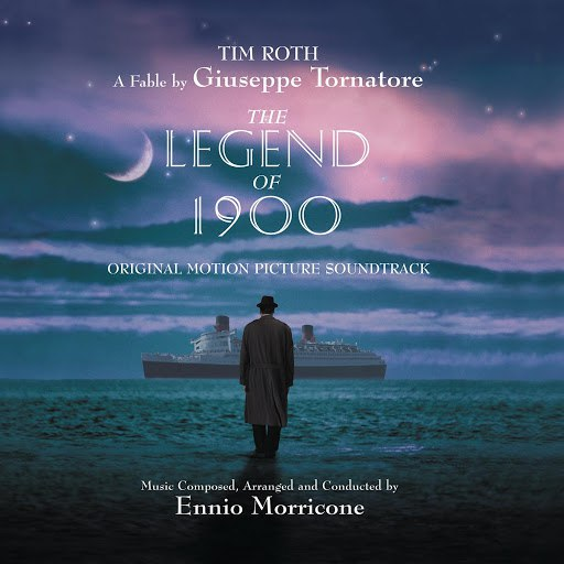 Ennio Morricone альбом The Legend of 1900 - Original Motion Picture Soundtrack