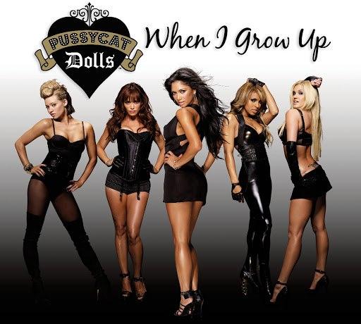 The Pussycat Dolls альбом When I Grow Up (International Version)