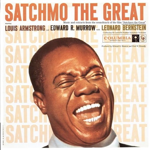 Louis Armstrong альбом Satchmo The Great