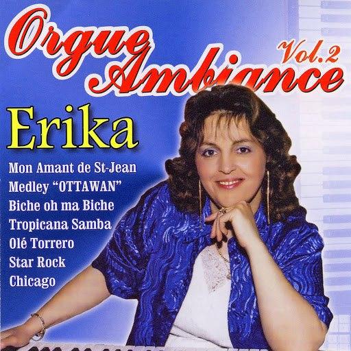 Erika альбом Orgue Ambiance Vol. 2