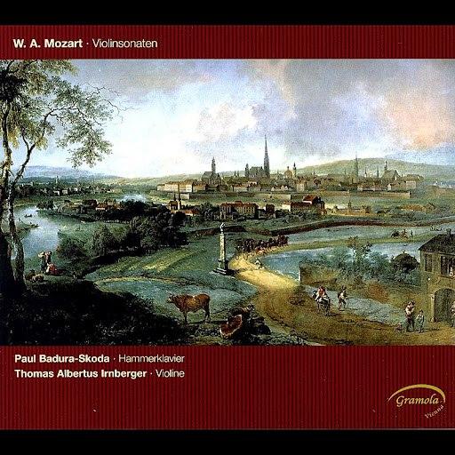 Wolfgang Amadeus Mozart альбом Mozart: Violin Sonatas