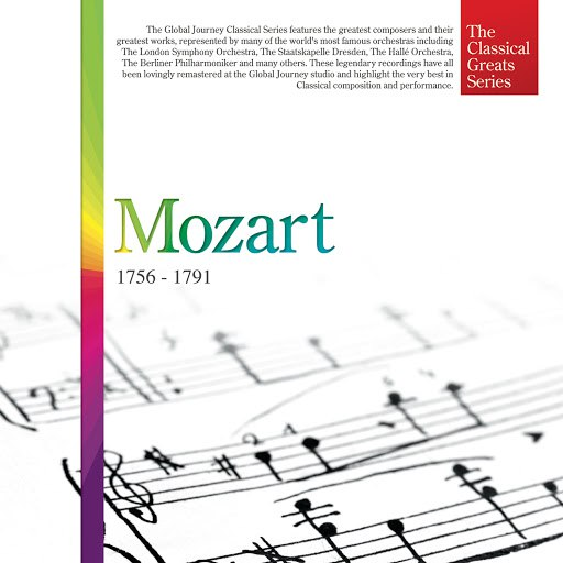 Wolfgang Amadeus Mozart альбом The Classical Greats Series, Vol. 33: Mozart