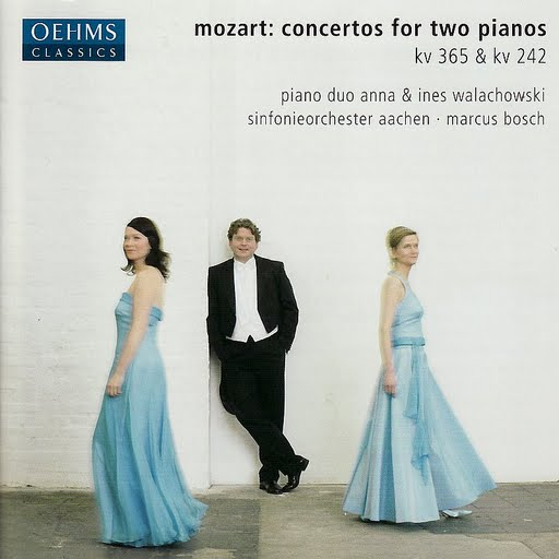 Wolfgang Amadeus Mozart альбом Mozart: Concertos For Two Pianos