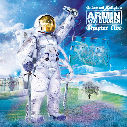 ARMIN VAN BUUREN альбом Universal Religion Chapter 5 (Live Recorded from Space Ibiza)