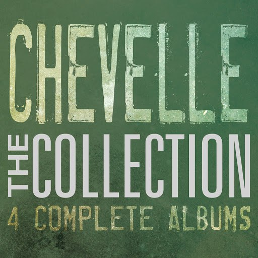 Chevelle альбом The Collection (4 Complete Albums)