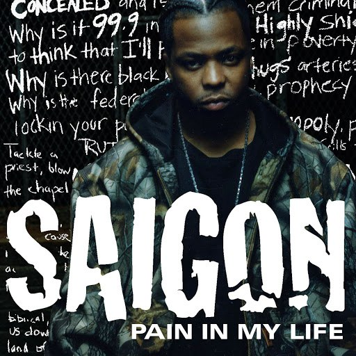 Saigon альбом Pain In My Life (6-94649)